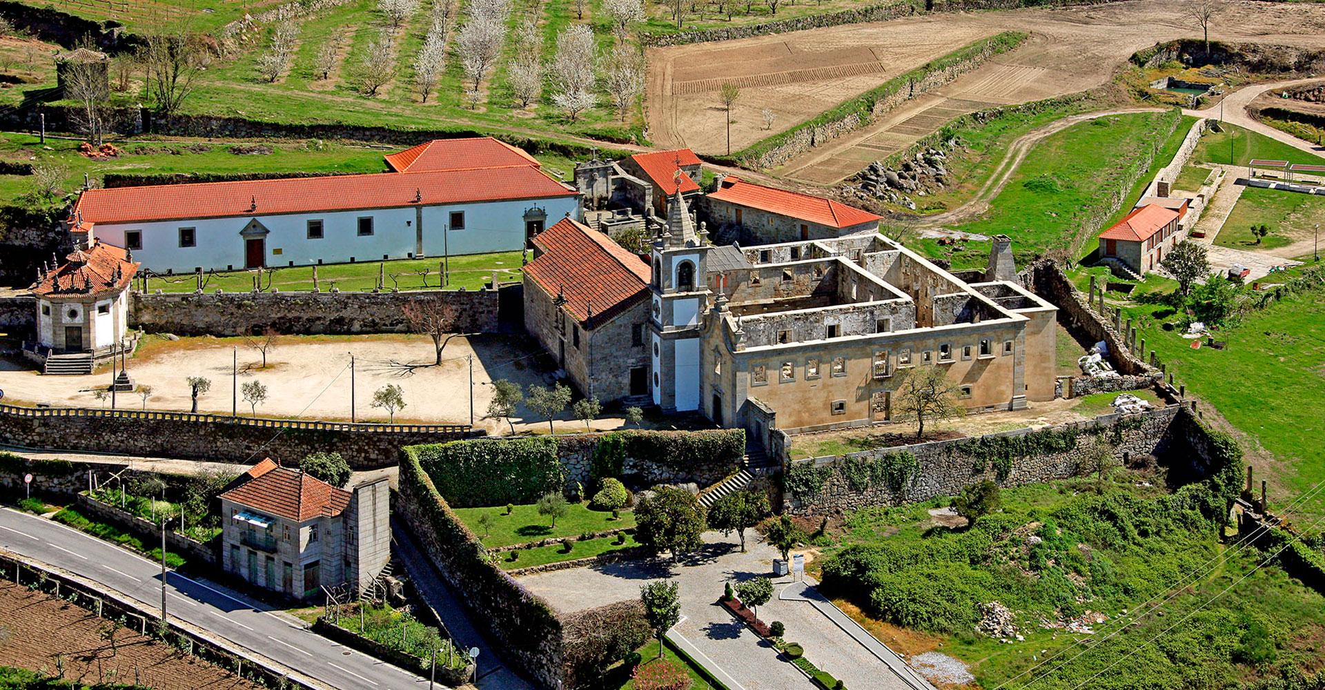 Monastère de Santo André de Ancede