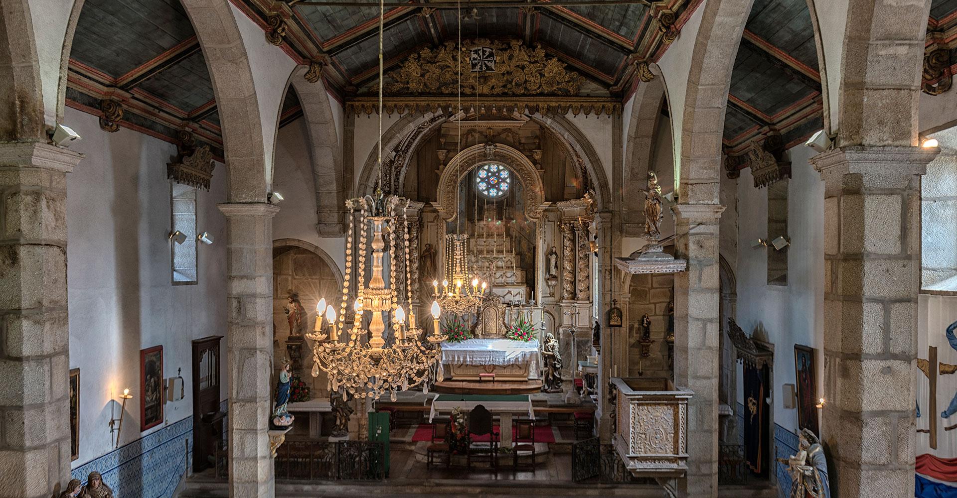 Iglesia de Ancede