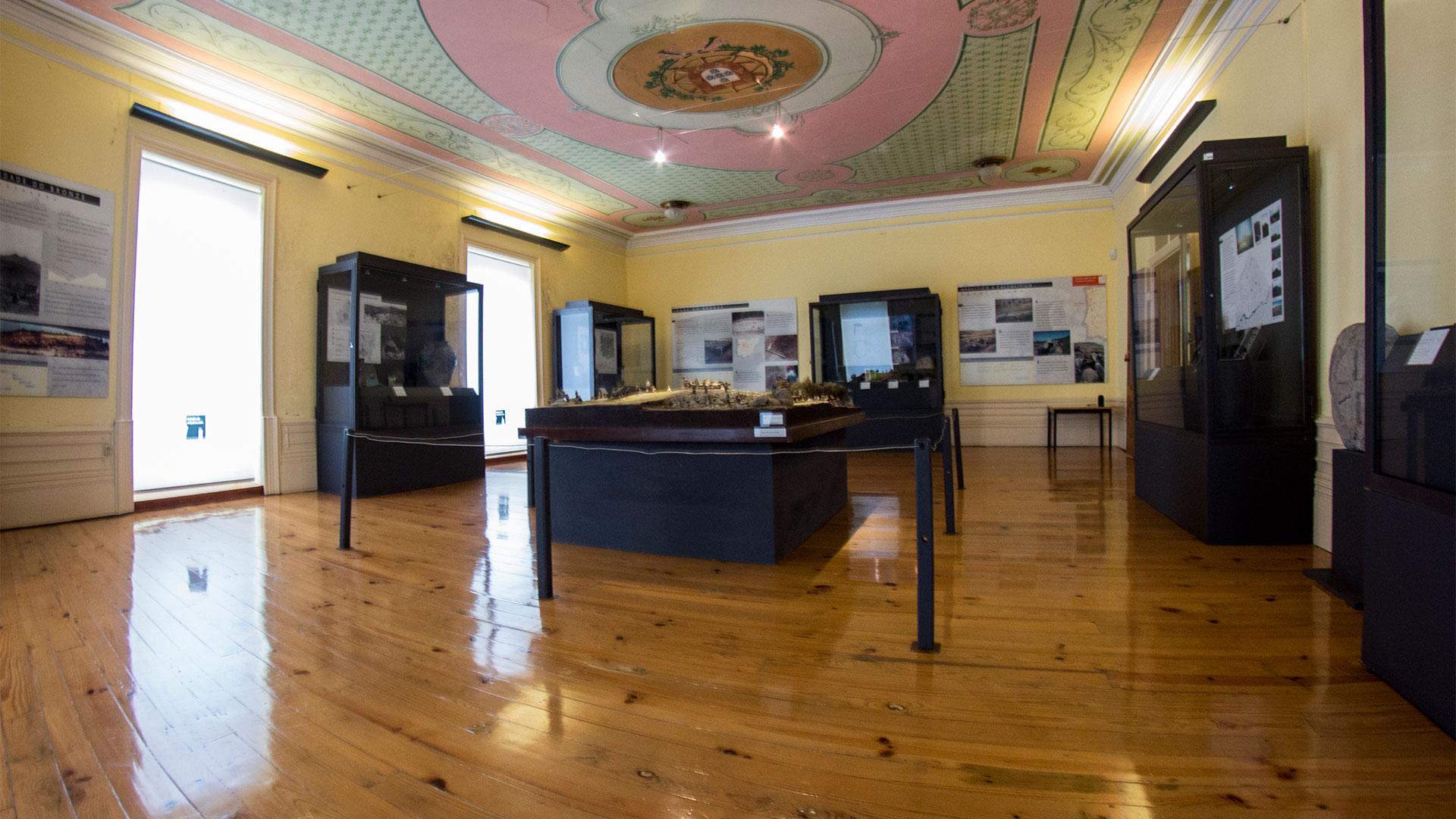 Núcleo de Arqueología del Museo Municipal de Baião